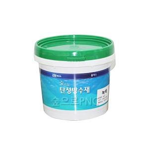 정품 숲으로탄성방수제 4kg 친환경옥상바닥방수제