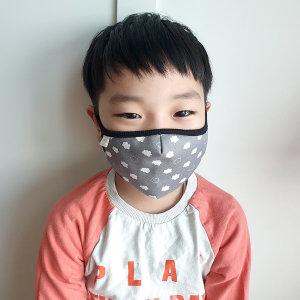 꿈두부 초등학생 3D 입체 마스크 소형 오가닉면 어린이