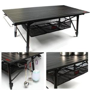 마렉스 롤테이블 캠핑 휴대용 테이블 용품 /뉴블랙1100