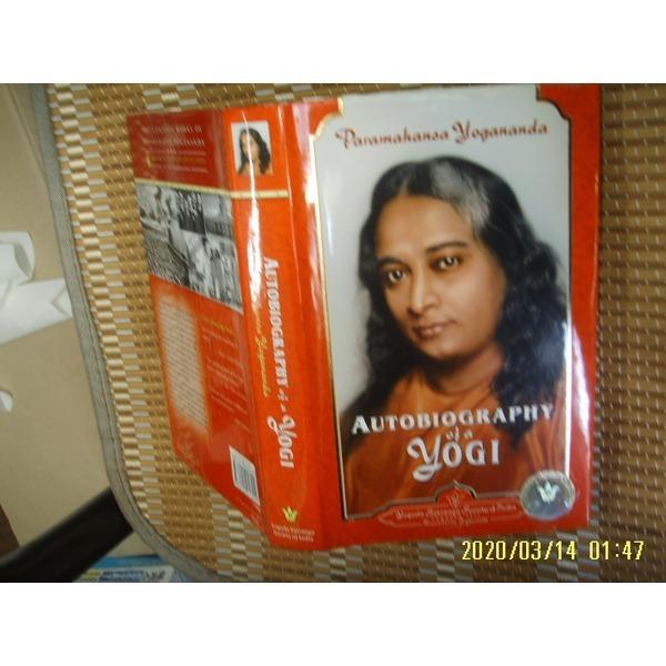 헌책/외국판 Yogoda Satsanga Society of India / Autobiography of a Yogi / Paramahansa Yogananda -사진