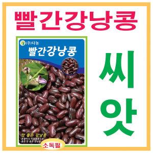 씨앗 빨간강낭콩씨앗(왜성)(30g)
