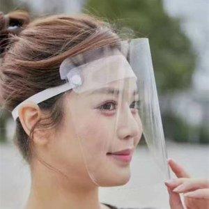 선캡 비말방지 페이스 쉴드 안면보호필름 위생마스크