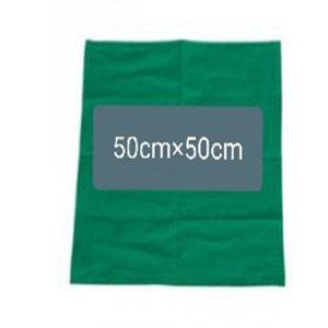 수술포/소독포/기구포/병원포/50cm 녹색