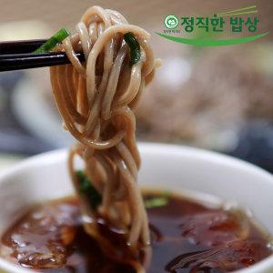 메밀국수 쫄깃한 메밀소바7인분 생면1.4kg+소스7봉