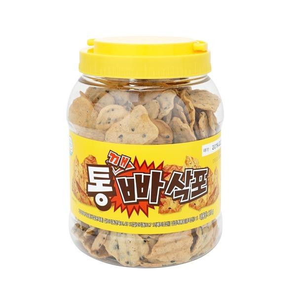 명성식품 통 깨빠삭포 220g