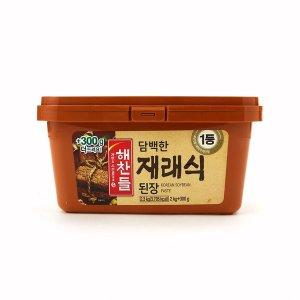 해찬들 재래식된장 2kg+300g(2.3kg)