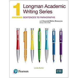 Longman Academic Writing Series 1 롱맨 아카데믹 라이팅 / 미니노트 증정