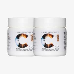시크릿 커브 2세트 다이어트식품 체지방조절 건강식품