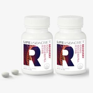 시크릿 리커버리 하이드로FX 마그네슘 영양제 90정x2