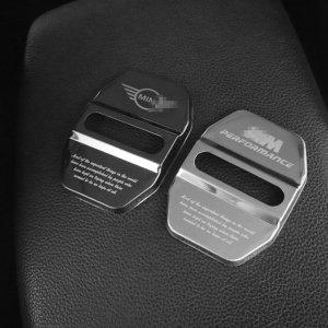 BMW X1 X2 X3 X4 X5 X6 도어스트라이커 크롬 락 커버
