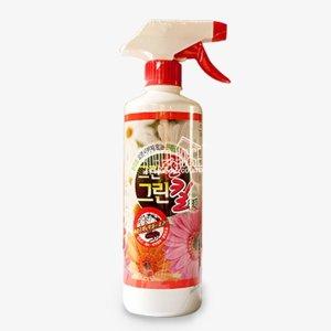 식물보호제 (그린썬 그린킬 유제) 500ml/살충제무공