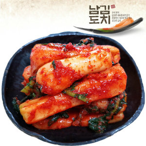 남도김치 알타리 총각김치 2kg/가정식김치/반찬
