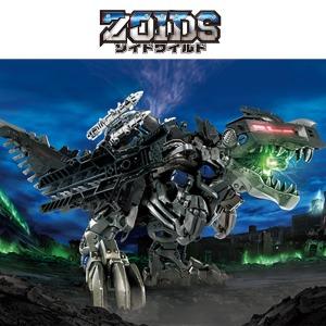 ZOIDS 조이드 와일드 ZW38 오메가 렉스 신발매