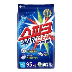 애경 스파크 9.5kg /세제/가루세제/세탁세제
