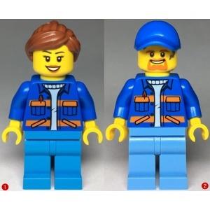 c/레고 시티 청소 트럭 LEGO 60220
