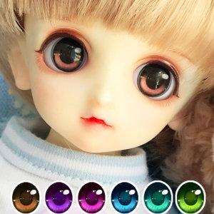 (해외)구체관절인형소품 눈방울 인형눈 안구