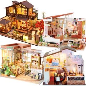 고쿠리 DIY 미니어처 하우스 (한글설명서동봉)