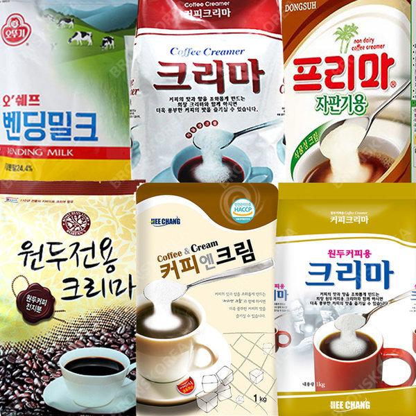 프리마 1박스 크리마 프림 크림 전지분유 커피우유