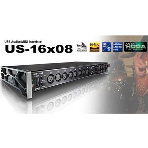 TASCAM US16x08 / US-16x8 /타스캠 /16IN/8OUT USB AU