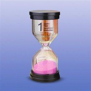모래시계(1분  칼라  PVC)