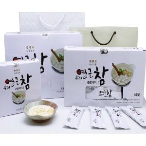 예그린식품 우리 연근참 콘플레이크 90포/연근/시리얼