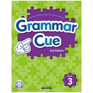Grammar Cue 3 그래머큐 2/E / 미니노트 증정