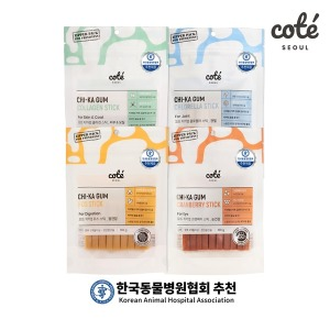 기능성껌 혼합4종(관절/장건강/눈건강/피부모질)x1set