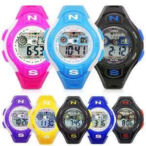 3기압 방수 어린이 초등학생 전자 손목시계 W-F100