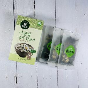 횡성 청태산농장 나물밥 쉽게 만들기 (45g/6인분)