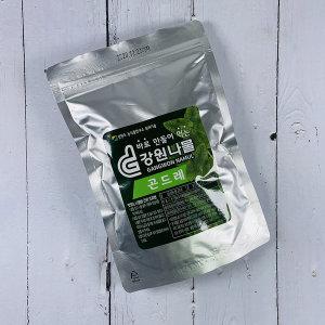 청태산농장 유기농 강원 곤드레 건나물 (30g x 2봉)