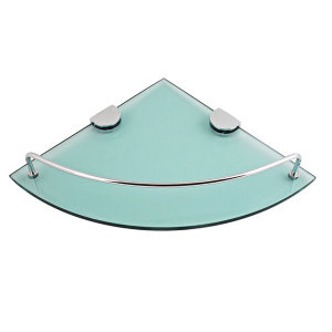 욕실선반 코너선반 강화유리선반 A01