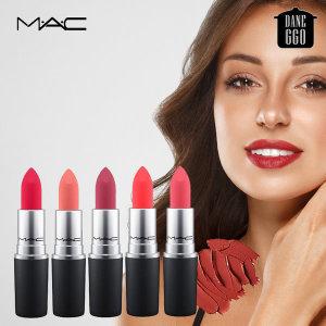 (정품) 맥(MAC) 파우더키스 립스틱 3g (당일출고)