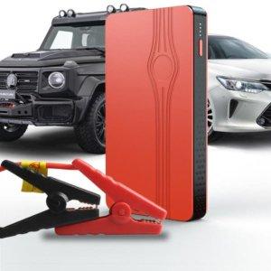휴대용 자동차 차량 12V USB 충전 배터리 점프 스타터