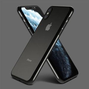 제로스킨 아이폰X 시그니처6 블랙 케이스