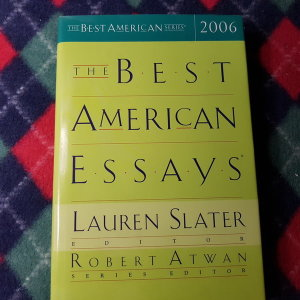 THE BEST AMERICAN ESSAYS 2006/LAUREN SLATER.2006