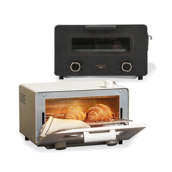 베퍼 토스터기BPS-1250/미니오븐/더토스터/ALL 화이트