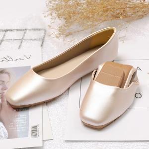 펄감 블링 플랫 슈즈 여성 단화 여자 신발 퍼리016