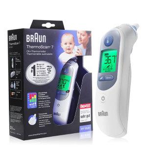 브라운 체온계 적외선 귀온계 IRT6520 체온측정