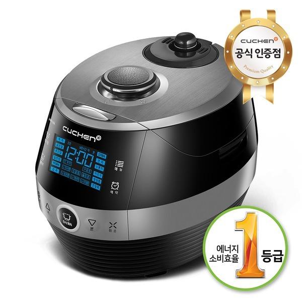 6인용 전기압력밥솥 CJS-FA0601V 음성안내/뚜껑분리