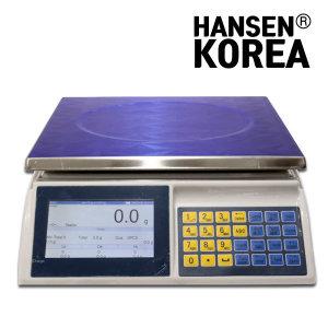 한센 전자저울 ACS-WS 15K-A (0.5g-15kg) 정밀 계량