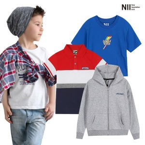 NII 아동 봄 아우터/여름 티셔츠외 50종 모음