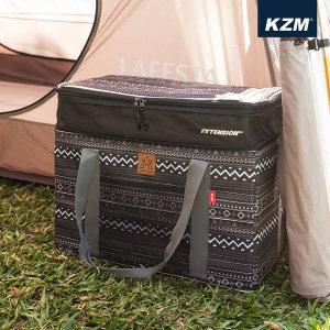 카즈미 프리미엄 익스텐션 캐리백 K8T3B002 / 감성 캠핑가방 트렁크정리함