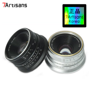 7Artisans 25mm F1.8 APS 광각 렌즈/소니 E 마운트