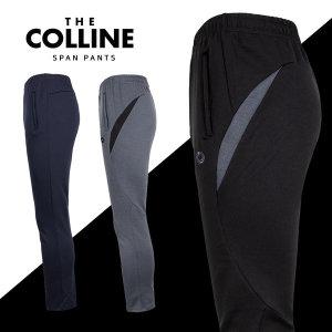 콜라인 2라인팬츠 남성 스판바지 남자 추리닝 운동복