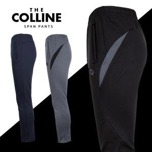 콜라인 남성 스판2라인팬츠 남자등산복 작업복 츄리닝