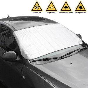 햇빛가리개 자동차커버 성애방지커버 4계절 전면가리개