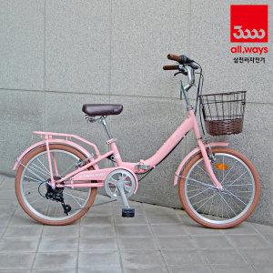 20인치 접이식 미니벨로 자전거 리버스 라인/시마노