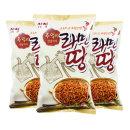 추억의 라면땅 110gx3봉 /과자/간식/스낵