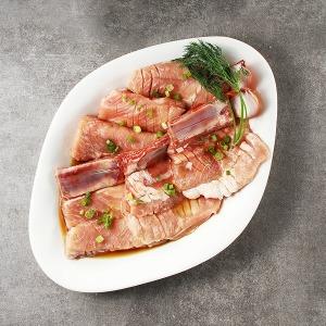 대명축산식품 국내산 양념 전통 돼지갈비 1kg