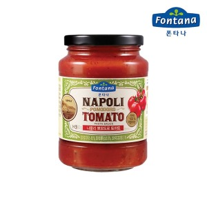 나폴리 뽀모도로 토마토 파스타소스 430g